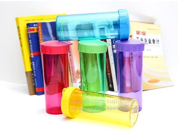 กระบอกน้ำพลาสติก,กระบอกพลาสติก,กระบอกใส่น้ำพลาสติก