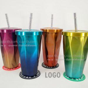 แก้วสแตนเลสทรงสตาร์บัค,แก้วสแตนเลส 304 Starbucks,แก้วทรงสตาร์บัค