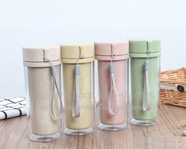 กระบอกน้ำฟางข้าวสาลี,แก้วฟางข้าวสาลี,แก้วน้ำฟางข้าวสาลี,แก้วทำจากฟางข้าวสาลี,แก้วฟางข้าวสาลี