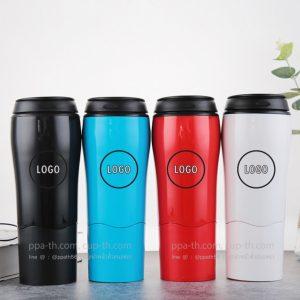 แก้วพลาสติกเก็บความเย็น#แก้วเก็บความเย็นไม่ล้ม#แก้วพลาสติกเก็บความเย็นแบบไม่ล้ม
