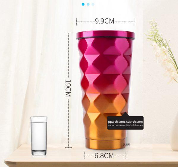 แก้วสแตนเลส 304 ทรงหยัก#แก้วสแตนเลสทรงสตาร์บัคส์#แก้วสแตนเลสทรงสตาร์บัคส์#แก้วแตนเลส 304 ทรงสตาร์บัค#แก้วทรงสตาร์บัคส์#แก้วทรง Starbucks